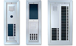 AM493, CM491 & AM492 Entrance Panels - Tek-ENTRY Vandal-Resistant Apartment Entry Systems