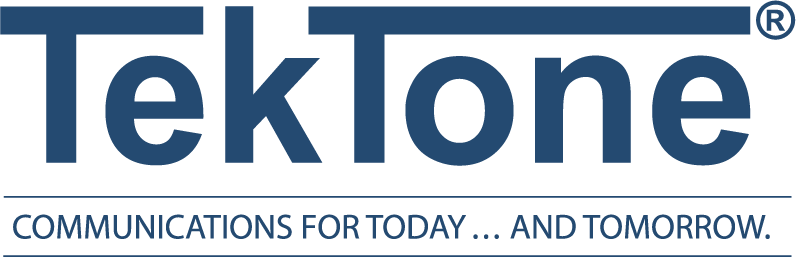 TekTone - Communications for today... and tomorrow.